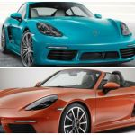 Porsche 718 Boxster And 718 Cayman Are Now Official In India Northbridge Times