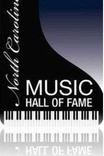 North Carolina Music Hall Of Fame Logo