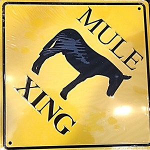 Warren Haynes Exhibit - Mule Sign 2