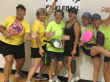 50-64 3.5 Womens Fun Pic 2017 Mayberry Tournament
