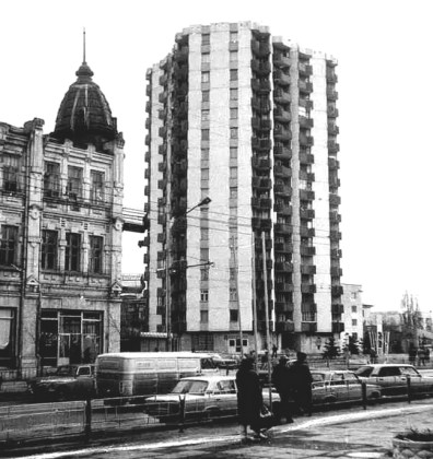 old Grozny before war Chechnya 6