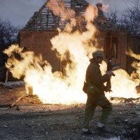 War in Grozny, Chechnya
