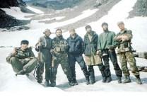 Roddy Scott last pictures chechen rebels Caucasus