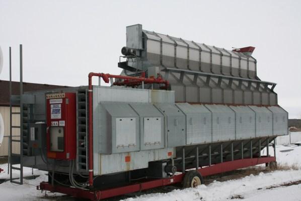 Grain Dryer Aberdeen