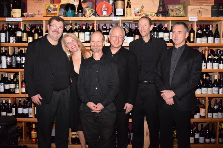 Joan Penney Quartet