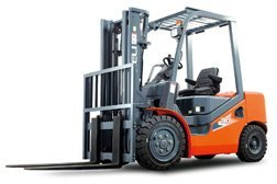 CPCD 25-30 IC H-series forklift