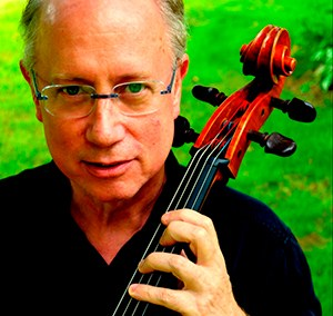CHRIS FINCKEL, cello
