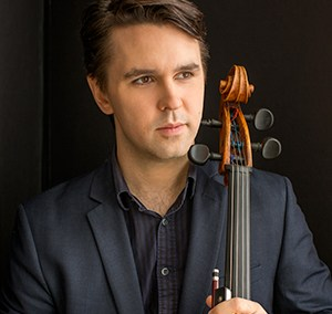 ANDREW JANSS, cello