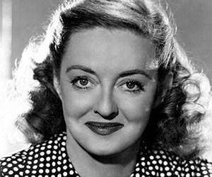 Celebrities In Our Midst: Bette Davis