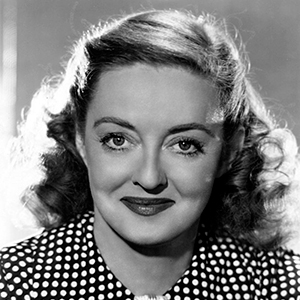 Celebrities In Our Midst: Bette Davis