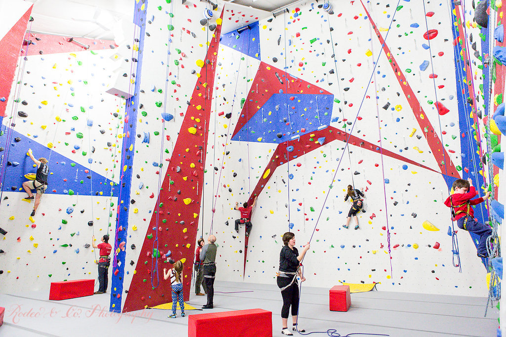 About North Country Climbing Center