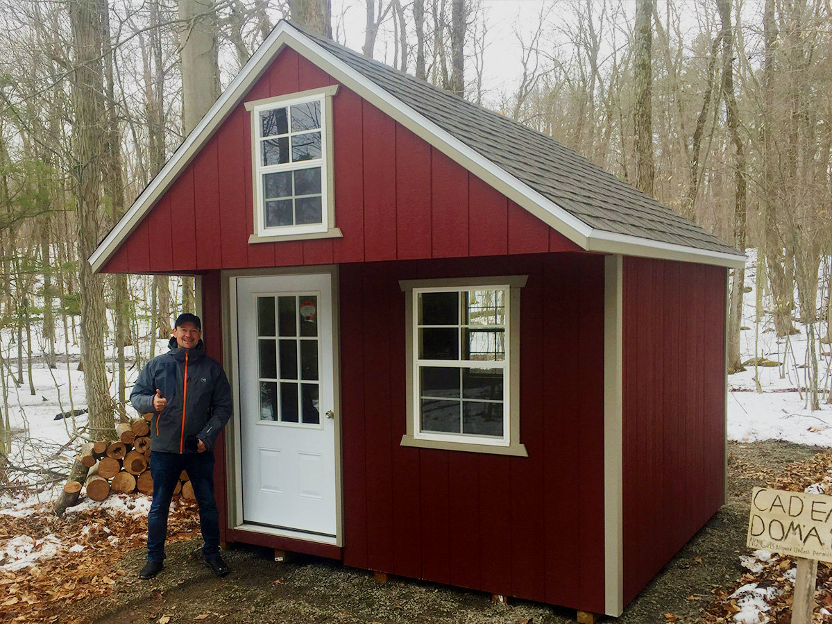 Small Outdoor Shed Plans