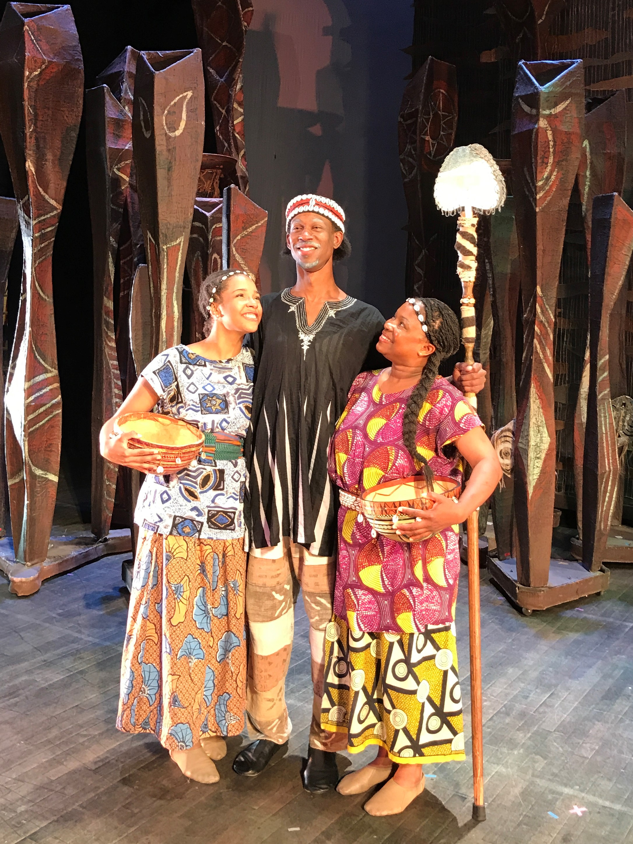 Free Tickets To See Mufaro S Beautiful Daughters At Dct