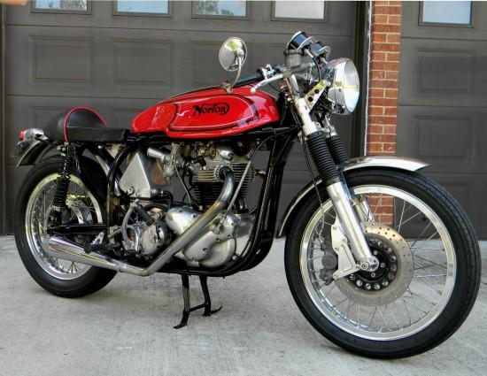 1966 norton atlas café racer for sale – north denver news