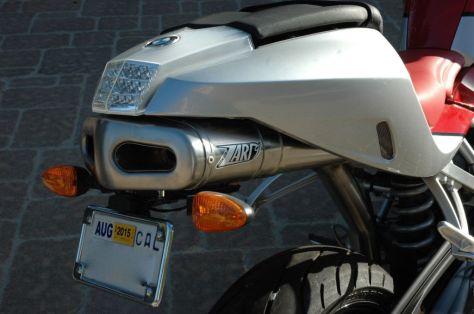 BMW R1200S - Tail