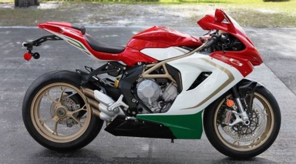 MV Agusta F3 800 Ago - Right Side