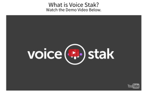 Voice Stak Bonus and Review