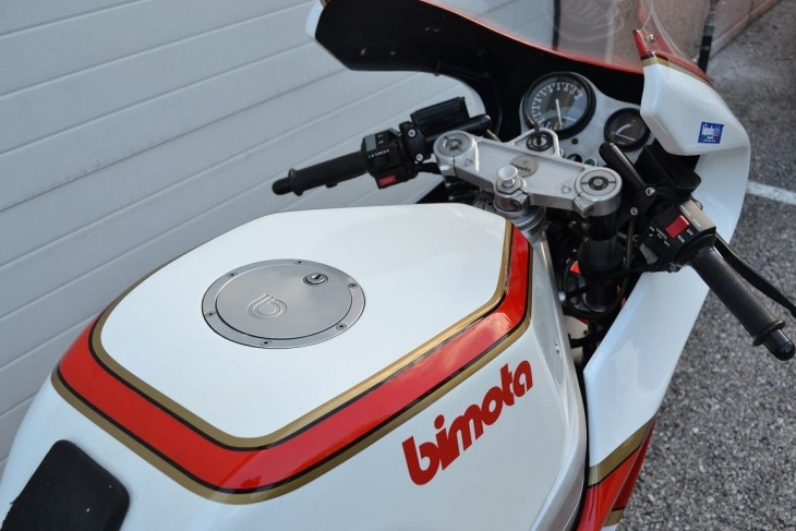 20150930 1988 bimota yb6 right cockpit