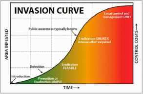 Invasion Curve