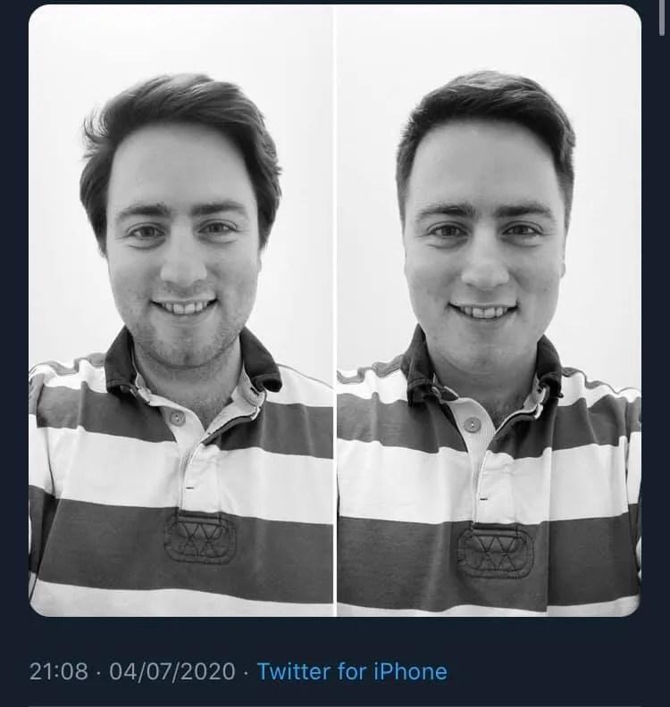 Jacob Young MP's Haircut