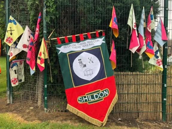 Shildon banner