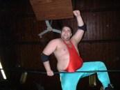 Batello celebrating in Bristol, RI (2002)