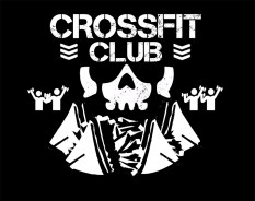 crossfitclubtshirt design