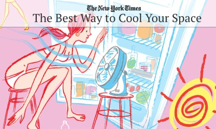 The Best Way to Cool Your Space – The New York Times