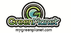 GreenPlanet logoMain