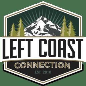 Left coast logo