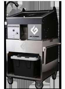 GreenBroz – 420 Dry Trimmer