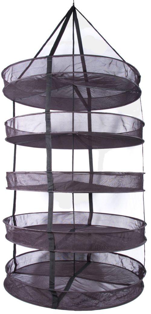 Plant dry rack dryer