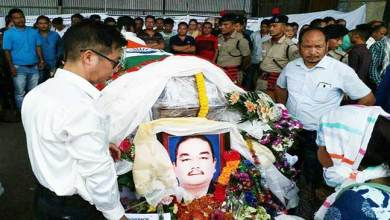 Arunachal- Two day state mourning due to demise of Jomde Kena