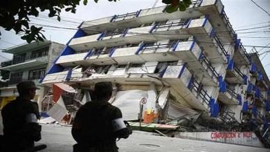 61 dead in Mexico Earthquake