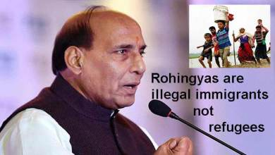 Photo of Rohingyas are illegal immigrants not refugees- Rajnath singh