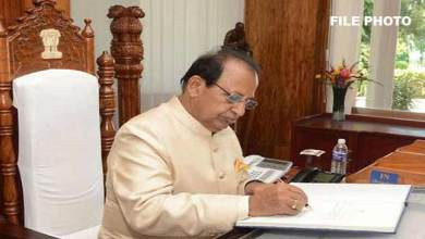 Photo of Prof Jagdish Mukhi Takes Oath As Governor of Assam