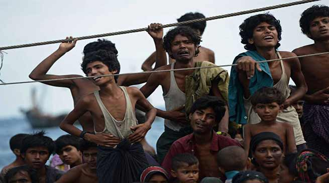 Rohingya Refugees Crisis: Mizoram on alert, Security Tightened