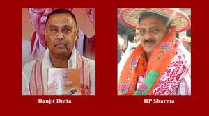 Assam; BJP Govt faces Embarrassment after Party's MP levels corruption charges against ministers