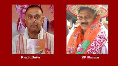Photo of Assam; BJP Govt faces Embarrassment after Party's MP levels corruption charges against ministers