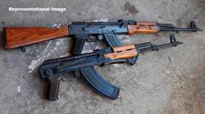 Mizoram- Huge cache of Arms and Ammunition recovered from Jungle