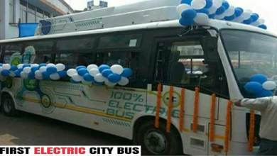 ASTC launches First Electric Bus in Guwahati