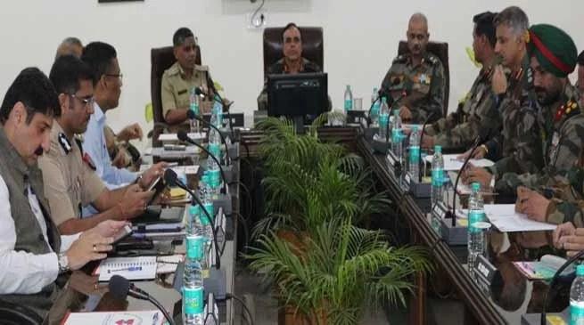 Operational Group meeting held