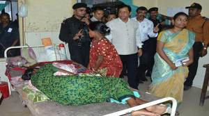 Sonowal visits to Assam Medical College and Hospital