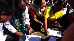 ABSU Organises Blood Signature Campaign for Bodoland