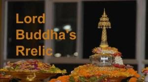 Arunachal- Lord Buddha's relic put Golden Pagoda on world Buddhist tourist map