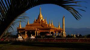 Arunachal- Lord Buddha's relic put Golden Pagoda on world Buddhist tourist map