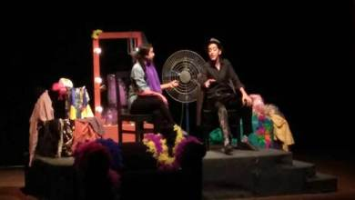 The Gentlemen's Club aka Tape performed at the Guwahati Theatre Festival 2017
