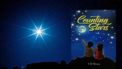 """Photo of Book review:  """"Counting Stars"""" by Indrani Das Bora"""