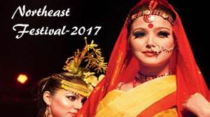 North East Festival-2017 begins with Fun, Fashion and Mastee