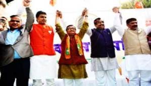 Tripura- Veteran Congress leaders and MLA Ratan Lal joins BJP